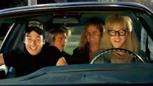 Wayne's World Mirth Mobile sold at auction