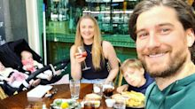 Mum of three's devastation after fiancé dies in motorcycle crash