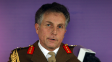 British Army chief warns Russia could attack the West 'sooner than expected'