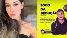 """Mayra Cardi sugere novo trabalho a Arthur Aguiar: """"Curso de sedução"""""""