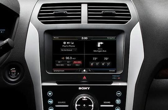 MyFord Touch Upgrade inbound, brings 'faster, simpler, easier' infotainment to your late-model whip