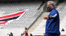 Após vitória, Odair Hellmann elogia atuação do time e exalta a força do grupo do Fluminense