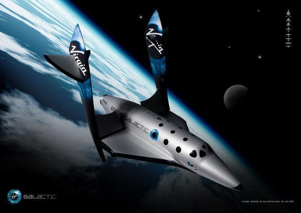 Richard Branson confirms Virgin Galactic's first space tourism flight will launch next year with him on board