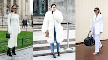 11 Style Rules For Wearing Winter White