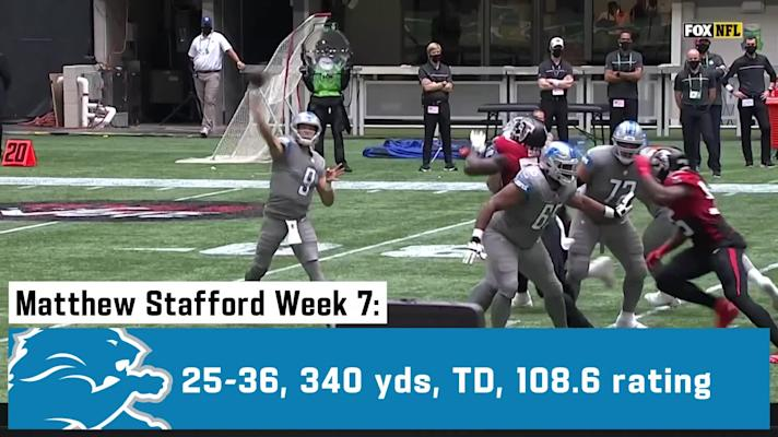 Colts vs. Lions preview | Week 8