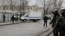 Explosion in Southern Russia Injures One: Reports