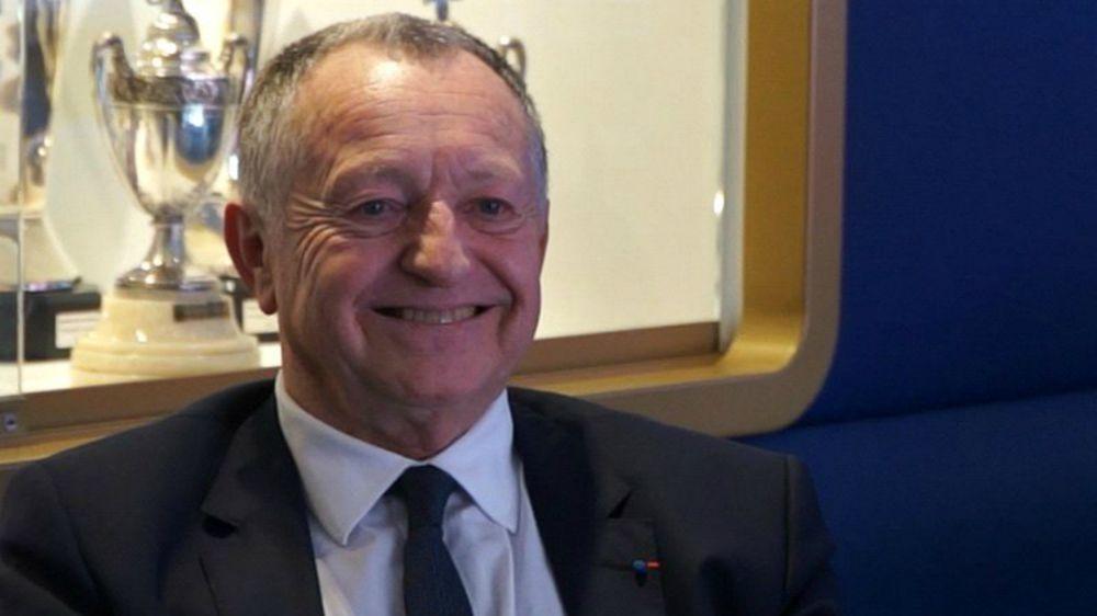 """Lyon, Aulas sur l'avenir de Génésio : """"On fera le point après le derby"""""""
