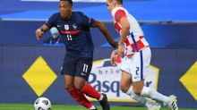 Foot - L. nations - Ligue des nations : retour en chiffres sur France-Croatie
