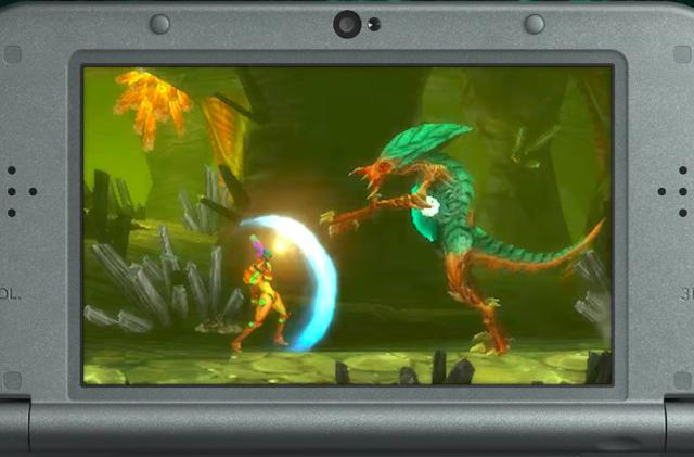 'Metroid: Samus Returns' will soon spelunk alien caverns on the 3DS