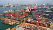 Keppel hit by $495m loss in Q4
