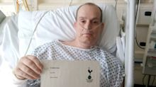 Football fan beats coronavirus after 110 days in hospital thanks to support from Tottenham Hotspur players