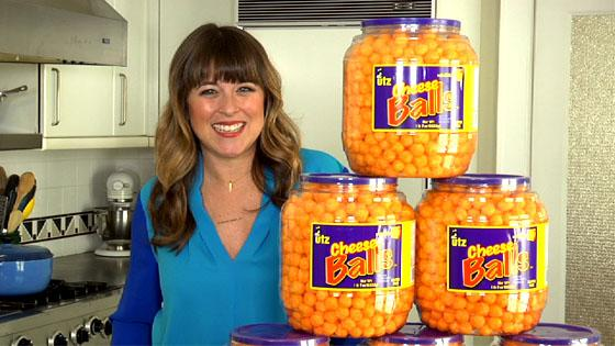 Cheese Balls: How They're Made