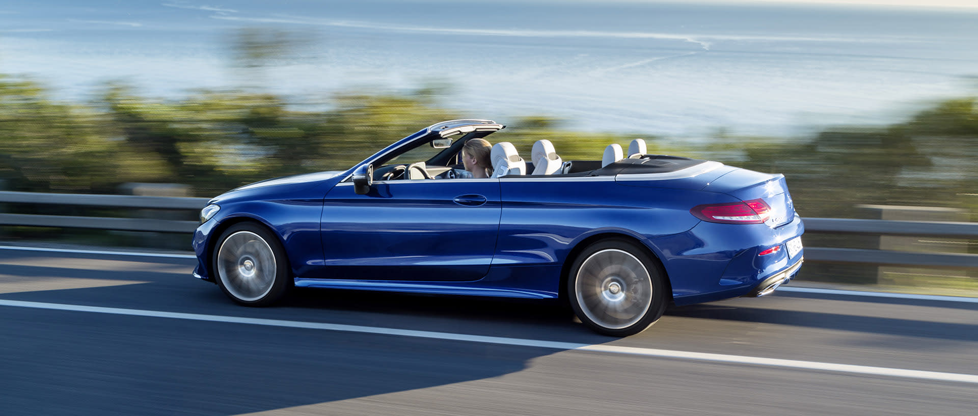 Mercedes benz takes the top off c class coupe for The best mercedes benz