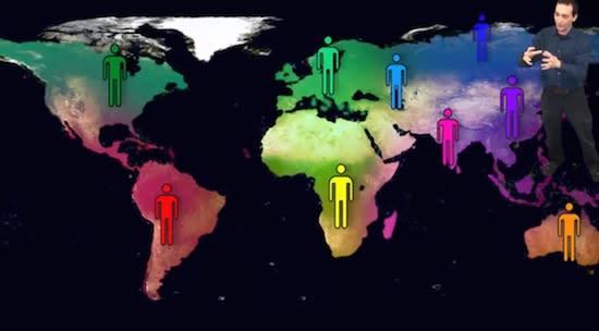 Genetisches GPS: In welchem Dorf haben deine Vorfahren vor 1000 Jahren gelebt?
