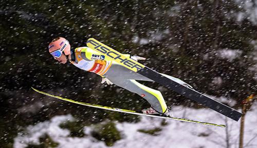 """Skifliegen: """"Pures Adrenalin"""": Kraft stößt mit Weltrekord in neue Dimension vor"""