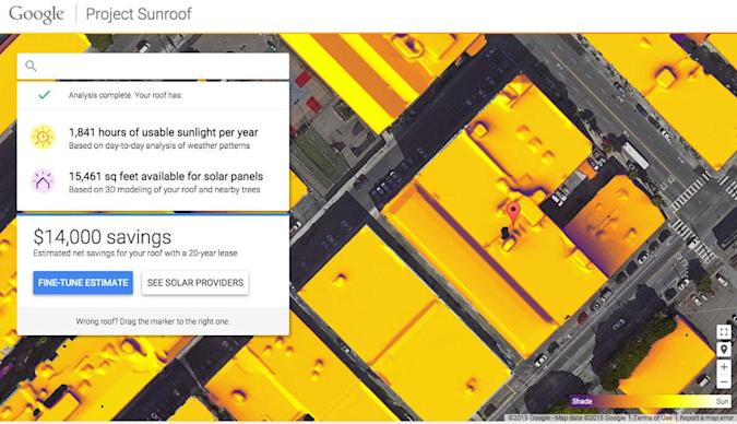 Google's making it easy for you to get solar panels onto your roof