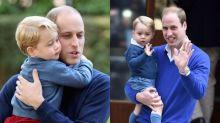 有其父必有其子!原來當所有王子遇上了「它」都會變得瘋狂又可愛!