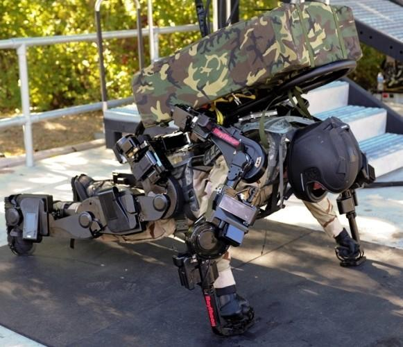 Raytheon revamps Sarcos exoskeleton, creates better, faster and stronger XOS 2 (video)