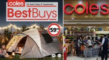 Coles takes on popular Aldi products with 'unusual' promotion