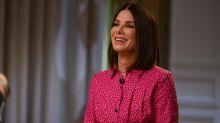 Sandra Bullock revela porque dará menos presentes aos filhos no Natal