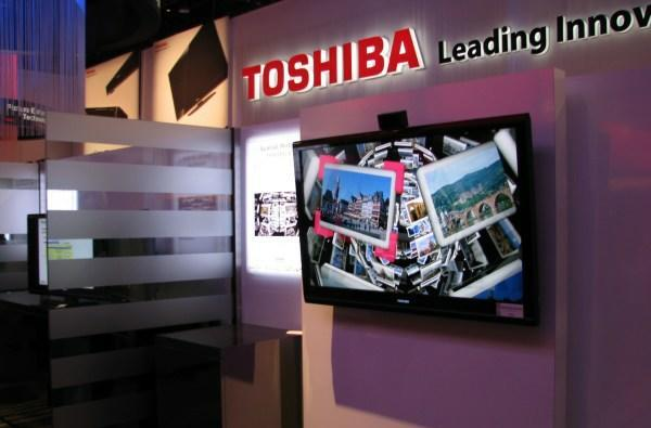 Video: Hands flailing wildly with Toshiba Spatial Motion Interface