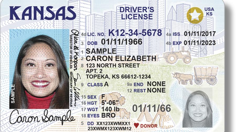 Si vives en EEUU y tu licencia de manejo no tiene estrella, no podrás subir en avión