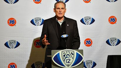 Pac-12 commish 'eager to hear more' about demands