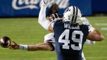 No. 12 BYU hammers Texas State 52-14 to improve to 6-0