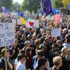 Brexit People's Vote march: Hundreds of thousands of people urged to take part tomorrow
