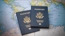 Qué significa el color de los pasaportes
