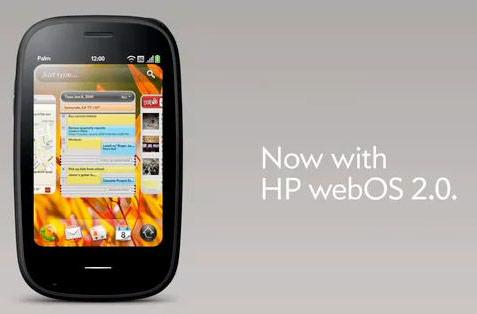 Palm Pre 2 and webOS 2.0 showcased in new commercial