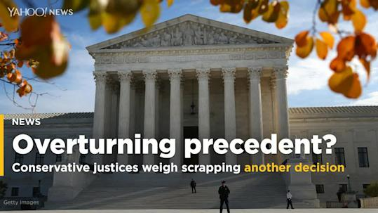 Us Supreme Court To Weigh Level Of >> Supreme Court S Conservative Justices Weigh Scrapping