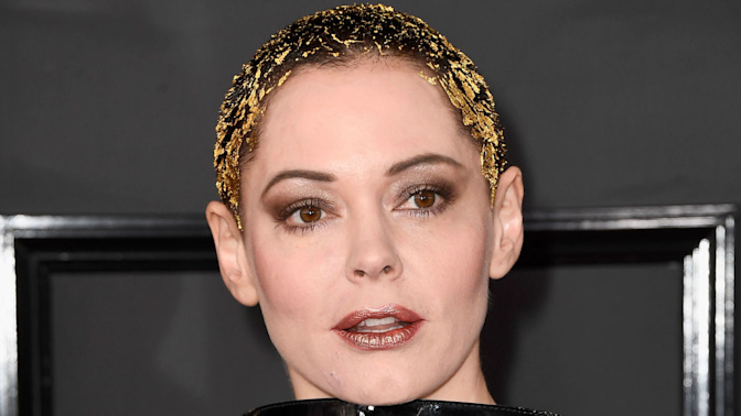 Rose McGowan hits out at reported Golden Globes protest