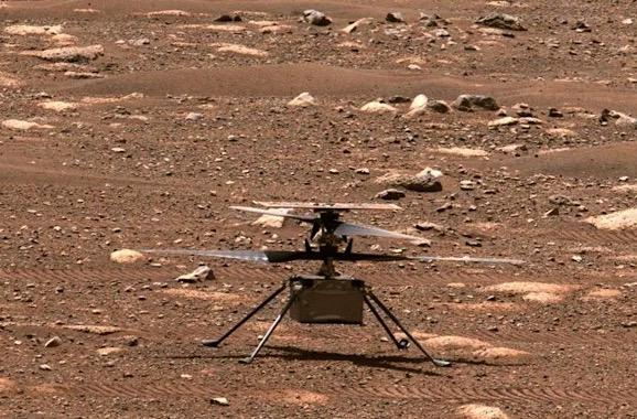 The Morning After: Even NASA's Mars drone needs software updates
