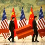 New round of U.S.-China trade talks to begin in Washington on Tuesday