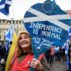 SNP reveals 'roadmap toreferendum' as poll shows support for independence