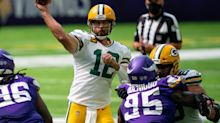 Packers offense explodes at U.S. Bank Stadium to open 2020 season