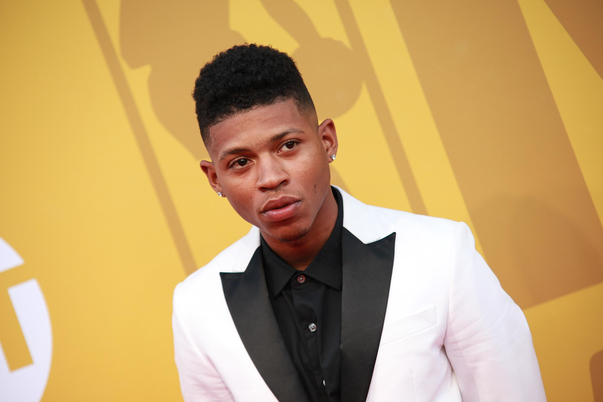 'Empire' actor Bryshere Gray arrested, accused of assaulting his wife