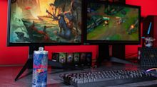 Red Bull made limited-edition League of Legends LCS cans