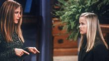 Stage fright kept Reese Witherspoon from doing more episodes of 'Friends': 'I was too scared'