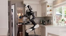 Toyota Research Institute developing robots to assist the elderly at home