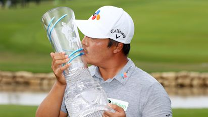 Lee wins Byron Nelson, makes PGA Championship