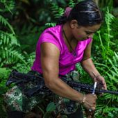 FARC & Government Reach A Peace Deal — Here's What Life Is Like For Female Fighters
