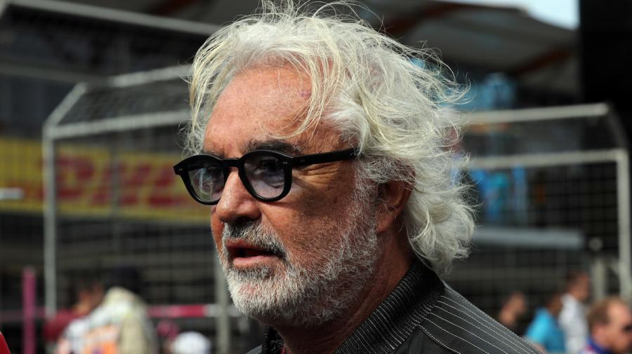 Briatore duro contro la Ferrari, per l'ex-team manager serve un reset