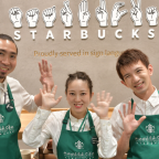 Starbucks is opening its first sign language store in Japan