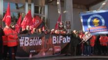 'Jobs of the future at risk' in BiFab dispute - GMB union