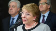 Chile's embattled president faces test in local polls
