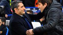 Foot - C1 - Barça - Ernesto Valverde (Barça) : «Une véritable opposition de styles»