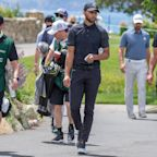 Steph Curry offers to caddie for Collin Morikawa after PGA title win