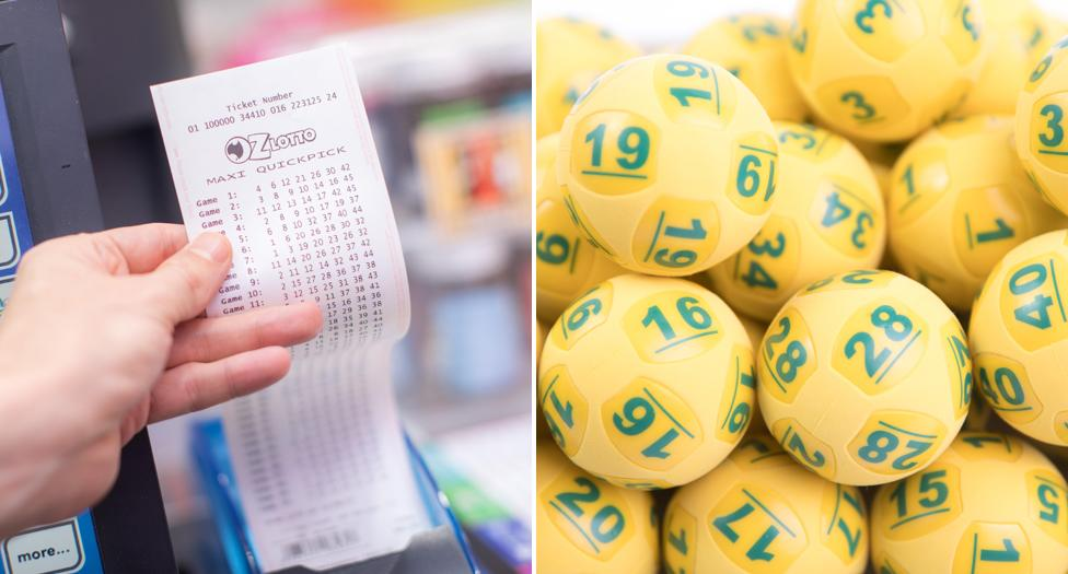 Get your ticket! Oz Lotto jackpots to $50 million